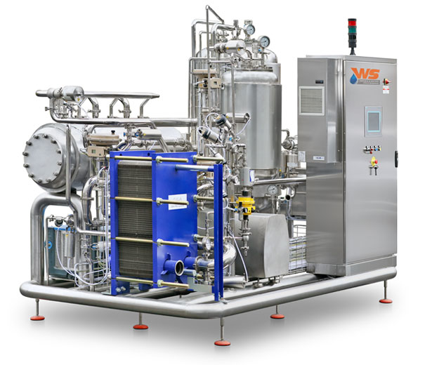 Dosing and blending solutions