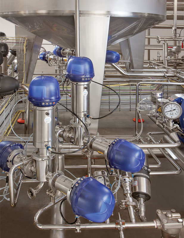 Dosing and blending solutions(4)