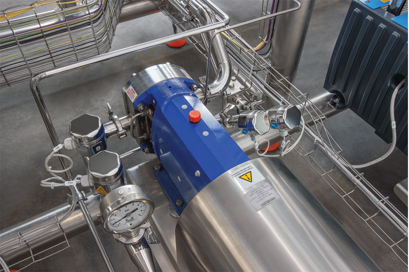 Dosing and blending solutions(5)