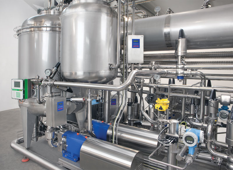 Dosing and blending solutions(9)
